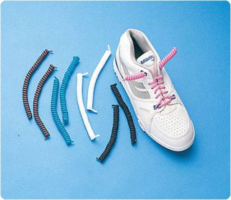 Patterson Medical Spyrolace Shoelaces
