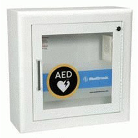 Physio-Control Inc AED Wall Cabinet with Alarm - Model 11220-000079, Each