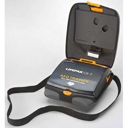 Physio-Control Inc LIFEPAK CR Plus AED Training System - Model 11250-000073, Each