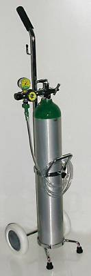 Portable Oxygen Tank And Nasal Cannula Portable oxygen kit 2 to 15Oxygen Tank And Cannula