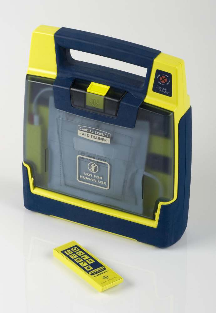 Powerheart G3 AED Training Unit - Defibrillator, Trainers Unit, Cpr, Each - Model 180-5020-101