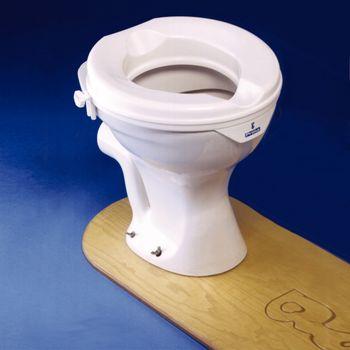 Magnificent Prima Raised Toilet Seat 2H Seat Item 554939 Inzonedesignstudio Interior Chair Design Inzonedesignstudiocom