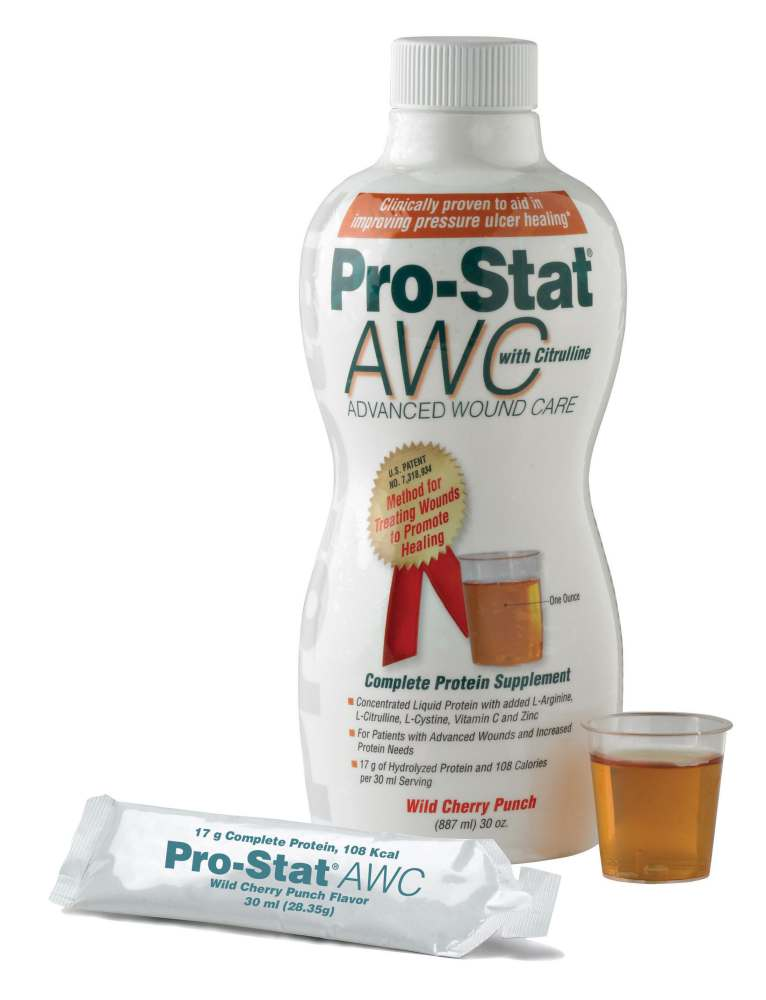 Pro Stat Sugar Free Awc Liquid Protein Nutritional Supplement