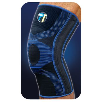 Pro-Tec Gel-Force Knee Support, Size Large - Item #081576586