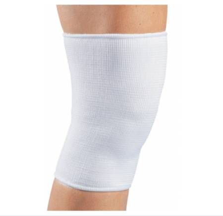DJO PROCARE Knee Support, 2X-Large Pull-on, White, Each - Model 79-80199