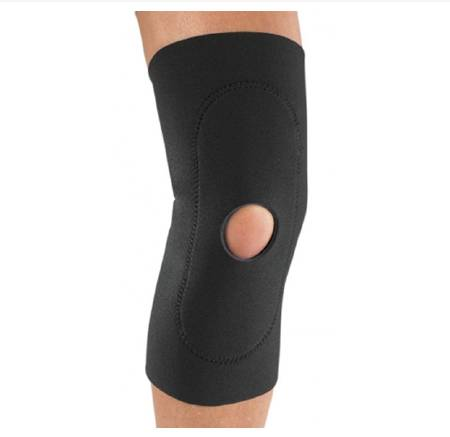 DJO PROCARE Knee Support, 2X-Large Pull-on 25-1/2 to 28 Inch Circumference, Black, Each - Model 79-82019