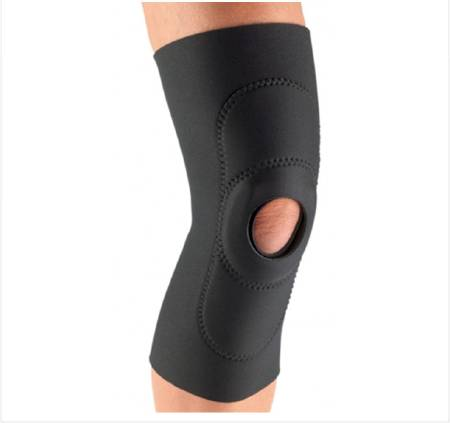 DJO PROCARE Knee Support, 3X-Large Pull-on, Black, Each - Model 79-82709-10