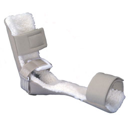 Progressive Ankle Contracture Splint - Liner, Alifleece, Rplc, w/ Bag, Lndr, Each - Model 61046