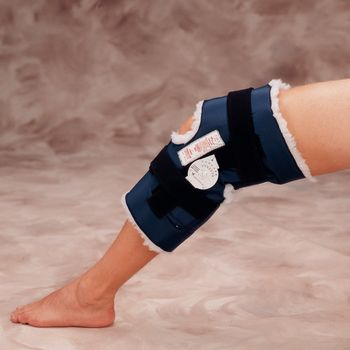 Pucci Inflatable Knee Orthosis, Medium - Item #776002