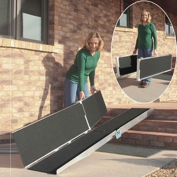 PVI Multifold Ramp - 10'L x 30