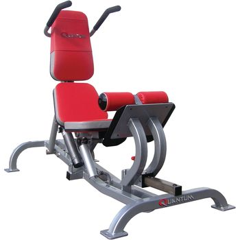 Quantum Quick Circuit Series - Medical Body Trainer White frame/Black Upholstery - Item #563599WB