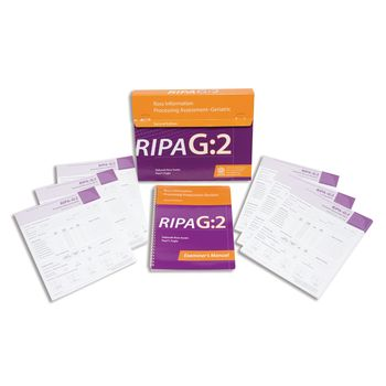 ripa g 2 diagnostic test evaluation Ripa-2 prior to beginning the administration for the subtests,  this indicates that the error is minimal and that the test can be used confidently.
