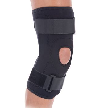 RolyanFit Hinged Knee Brace - Medium - Model 081547033