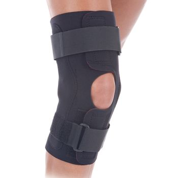 e44164a27e RolyanFit Wraparound Hinged Knee Brace - Small - Model 081547082