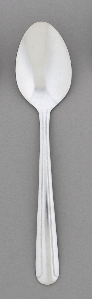 Royal Industries Teaspoon - Silverware, Box of 24 - Model ROYSLVDOMTS