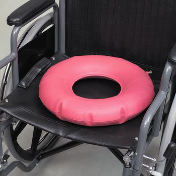 Rubber Inflatable Ring Cushion - Medium - Item #559210