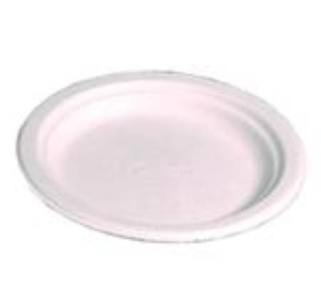 sc 1 st  Berktree.com & Saalfeld Chinet Plate White Disposable Paper Pkg of 1000 - Model 21225