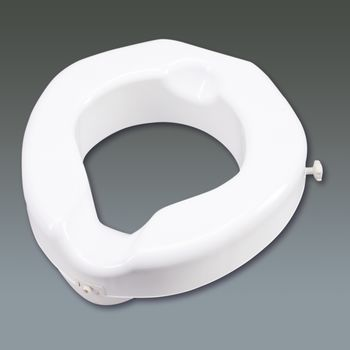 soft touch toilet seat. Safe Lock Raised Toilet Seat  Item 81512938 High Rise Soft Touch 567057
