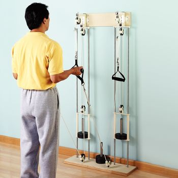 Duplex Pulley Weights Model 922182