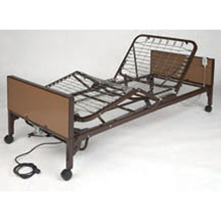 MedLite Electric Bed - Full Electric Only - Model MDR107003L, Each
