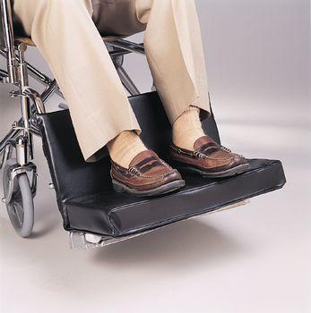 Wheelchair Footrest Extender Leg Rest Pad 1 Quot Footrest