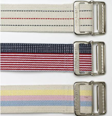 Skil-Care Gait Belt 60 Inch Stars and Stripes Strong Cotton, Each - Model 252015