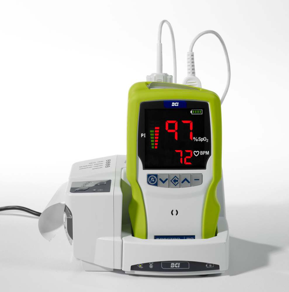 Medical Pulse System 20 Pulse Oximetry System