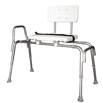 Eagle Health Snap-N-Save Sliding Transfer Bench - Item #559264