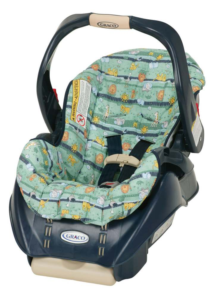 SnugRide Classic Connect Infant Car Seat - 5-Point w/ Base, 5-22 Lbs ...
