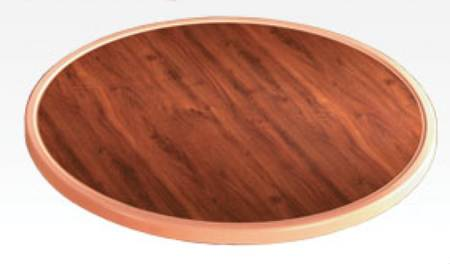 Exceptional Space Tables Round Table Laminate Top 42 Inch Diameter, Each   Model 1042R/ RE 603/606