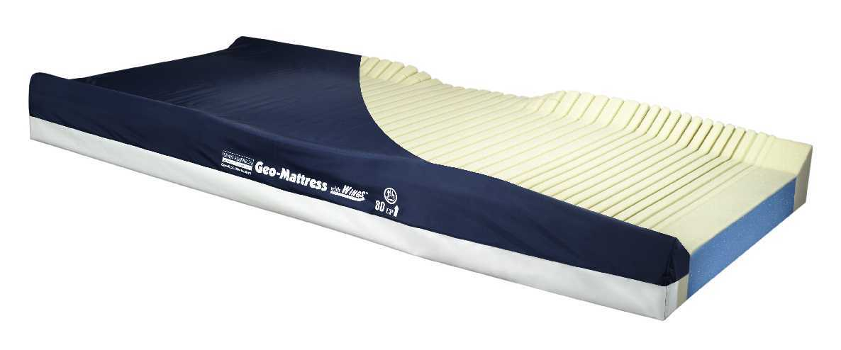 Span America Medical Geo Mattress with Wing Geo With