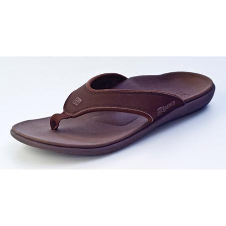 Men/'s Spenco Total Support Orthotic Flip Flop Sandals Sz 7