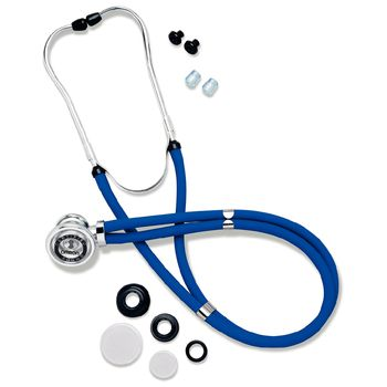 Sprague Rappaport-Type Stethoscope - Blue - Item #927036