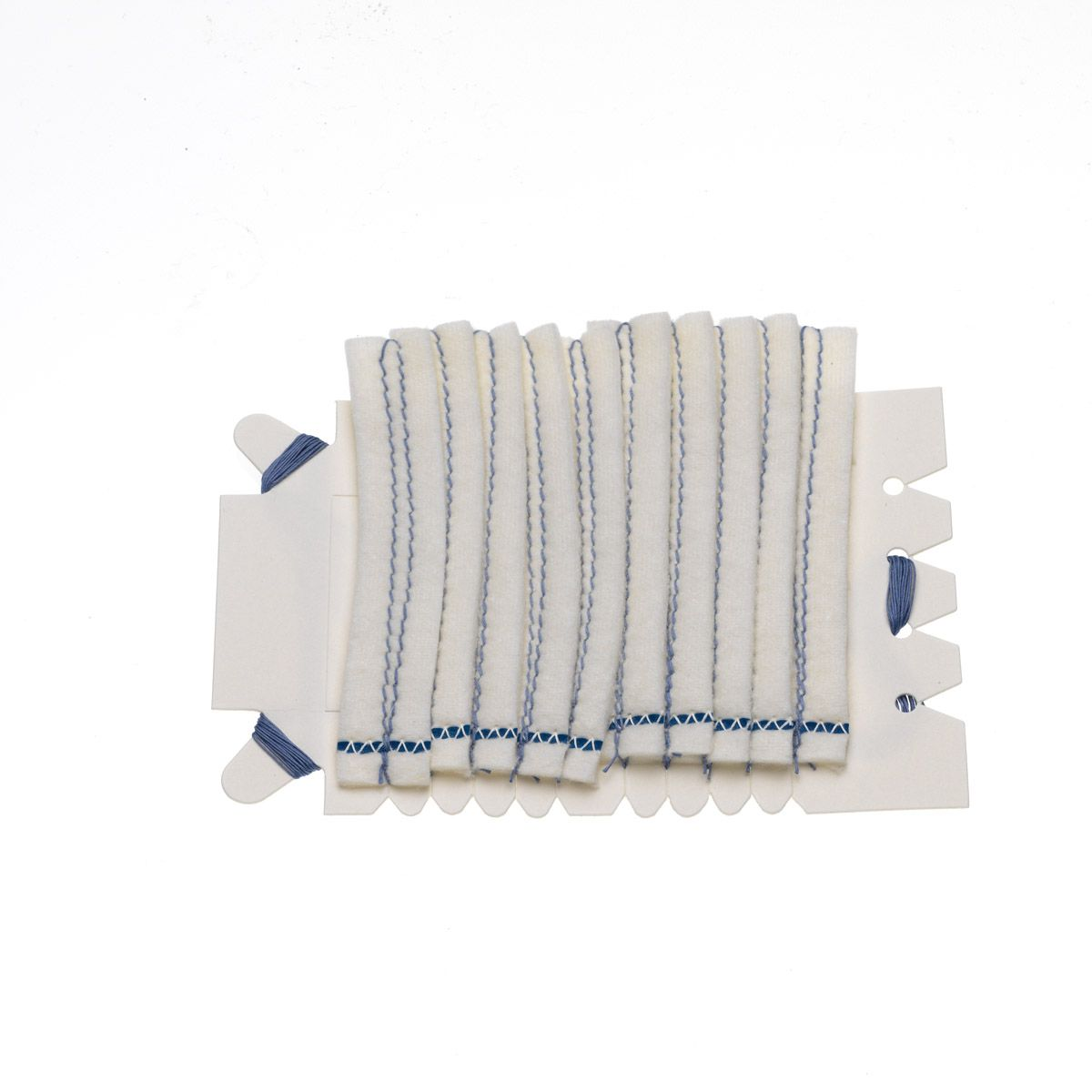 Sterile X-Ray Detectable Neuro Patties - Sponge, Dbl Strng, Xr, 1/2