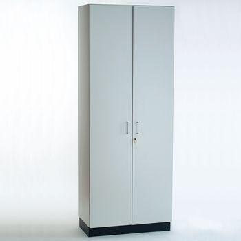 Tall Locking Storage Cabinet Item 5352