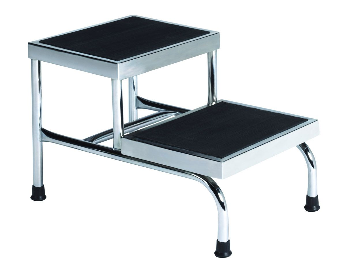 Super Clinton Industries Bariatric Step Stool Extra Large Each Gmtry Best Dining Table And Chair Ideas Images Gmtryco