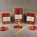 Troy Biologicals Culture Media in Plates & Tubes - Thayer Martin Agar - Model 1013, Pkg of 10