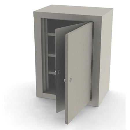 Harloff Narcotics Cabinet, Beige - Model 2730BG, Each