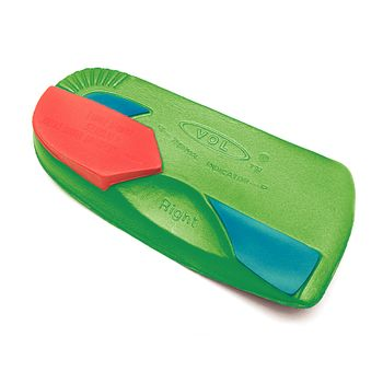 Vasyli Orthotic Wedge , Forefoot - Varus, 6 Degree - Item #56093703