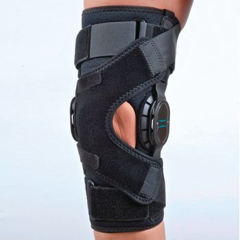Velocity PS Hinged Knee Brace - Size XXL - Item #081578244