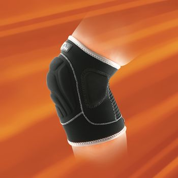 Vulkan Padded Knee Support - Small - Item #081539253