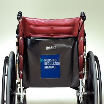 Wheelchair Chart Holder - Item #562555