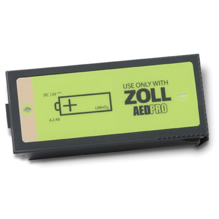 Zoll Medical Corp AED Pro Lithium Battery - Model 8000-0860-01, Each