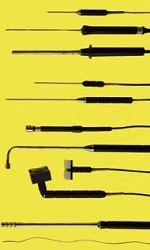 Sper Scientific Type-K Thermocouple Probes - Sheath-Protected Element, Model 800076, Each