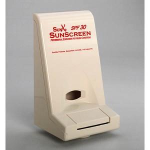Sunx Spf30 Sunscreen Wall Mount Dispenser Kit Model