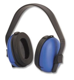 North Safety Mustang Earmuffs - Cap-Mounted Earmuffs, Model EM4157, Each