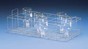 Lower Standard Rack - Labconco Accessories for SteamScrubber and FlaskScrubber Washers