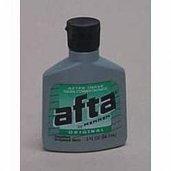 Colgate Afta Aftershave - 3 Oz, Box of 24 - Model MNN29456
