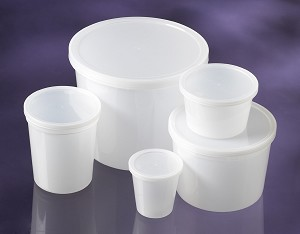 Medline Pathology Containers - 16 oz - Qty of 100 - Model DYND34260
