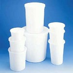 Thermo Scientific Nunc Lab-Tek Multi-Purpose Lab Containers - HDPE Containers, Model 4714